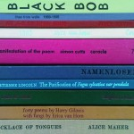 Coracle book spines two