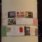 Postcard column.